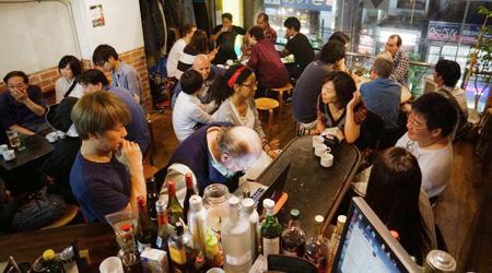 英会話カフェのミッキーハウス